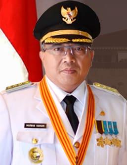 Bupati Sukabumi, H. Marwan Hamami