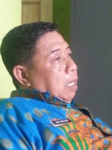 Jadi Mulyadi Kepala UPTD Pertanian Wil II Cibadak