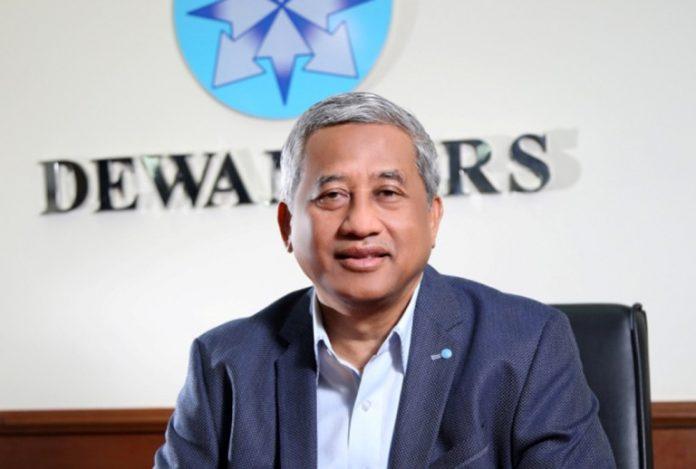 Ketua Dewan Pers M.Nuh - infokowasi - sukabumi