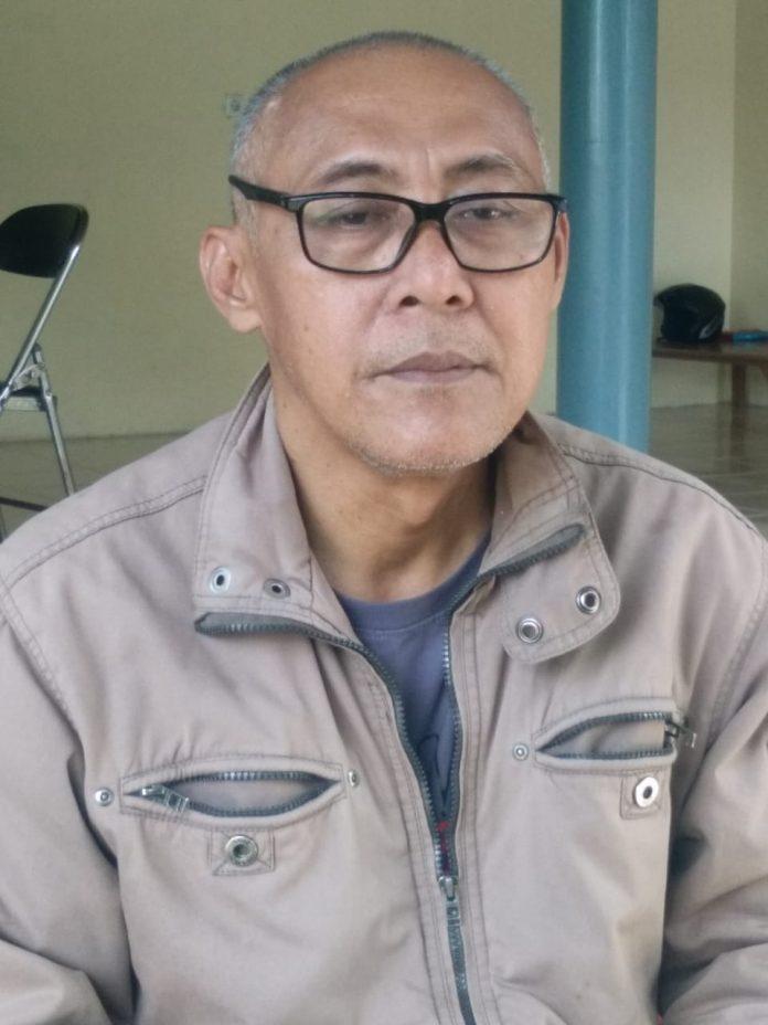 Drs Asep Jafar M.M. Kepala Finas PU Binamarga Kabupaten Sukabumi