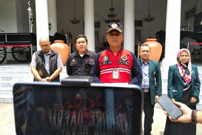 Juru Bicara Satgas Covid-19 Kabupaten Purwakarta, Wahyu Wiebisono