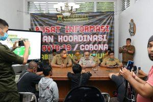 Sekda Kabupaten Sukabumi H. Iyos Somantri