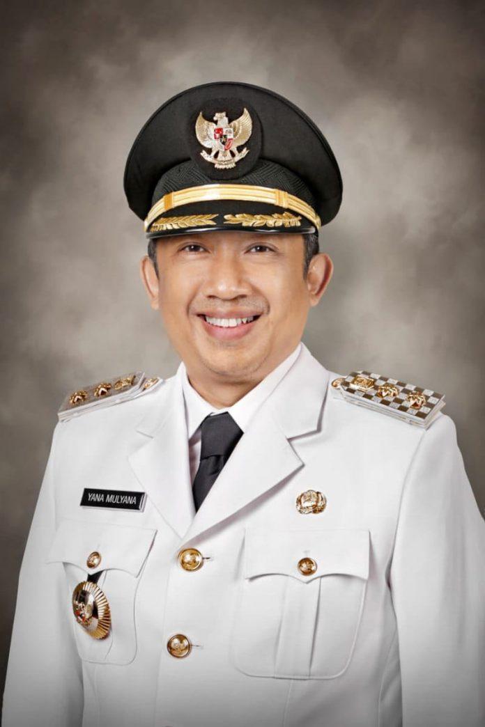 Wakil Walikota Bandung Yana Mulyana