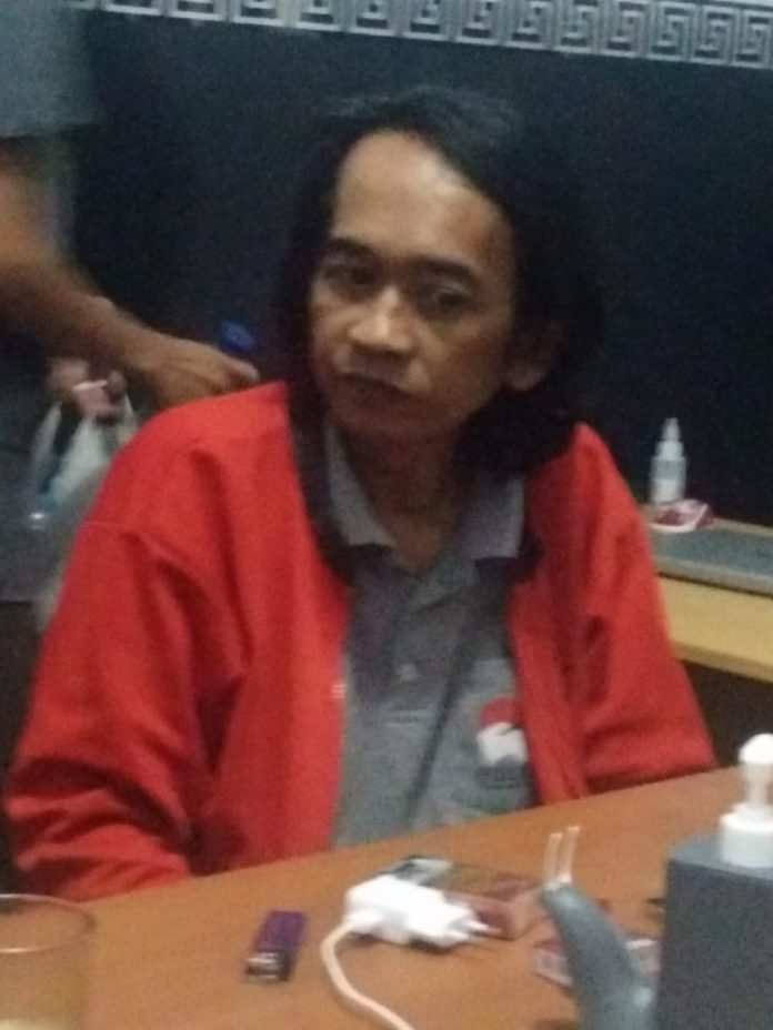 Pimpinan Umum Infokowasi H. Budi Widaya