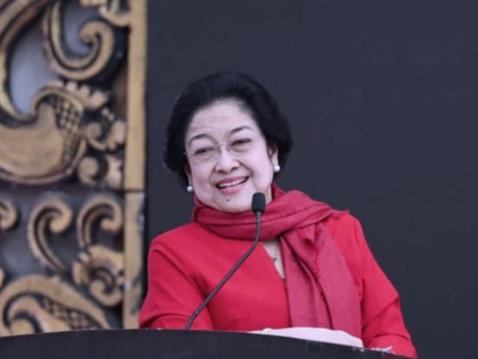 Ketua Umum PDI Perjuangan (PDIP) Megawati Soekarnoputri