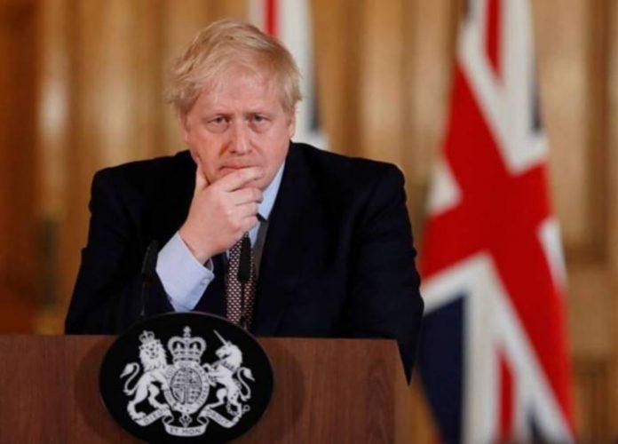 Perdana Menteri Inggris Boris Johnson