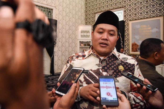 Kepala Dinas Kesehatan Kabupaten Purwakarta, dr. Deni Darmawan