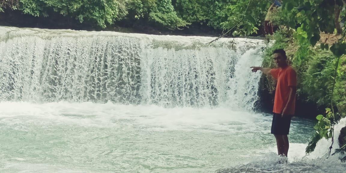 laka sungai kecelakaan tenggelam di lokasi wisata leuwi kokok