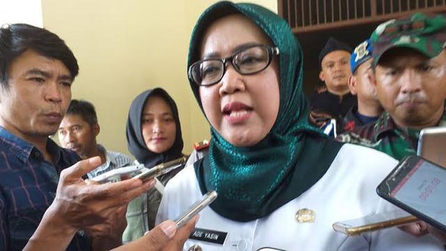 Daftar Zona Merah di Kabupaten Bogor Terus Bertambah