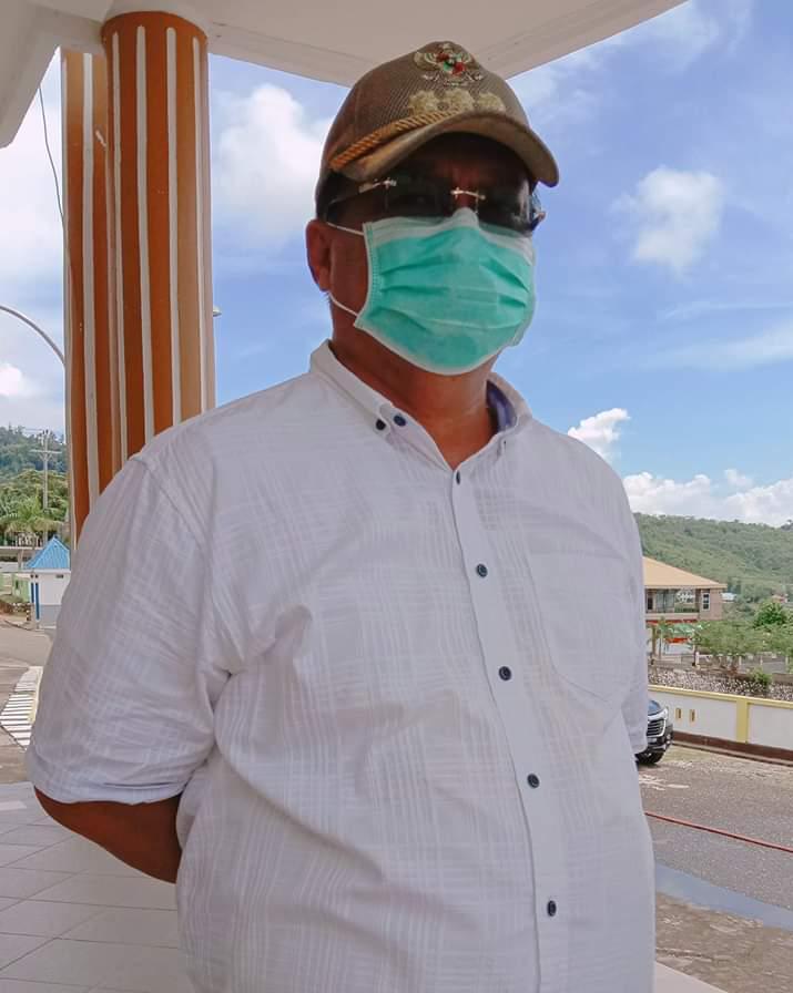 Bupati Morowali Utara - Aptripel Tumimomor Meninggal