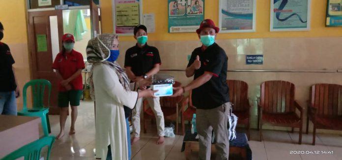 Komunitas Agya Ayla Owners Comunity Sukabumi Raya(AAOC) Gelar Baksos di Puskesmas Ciambar - infokowasi