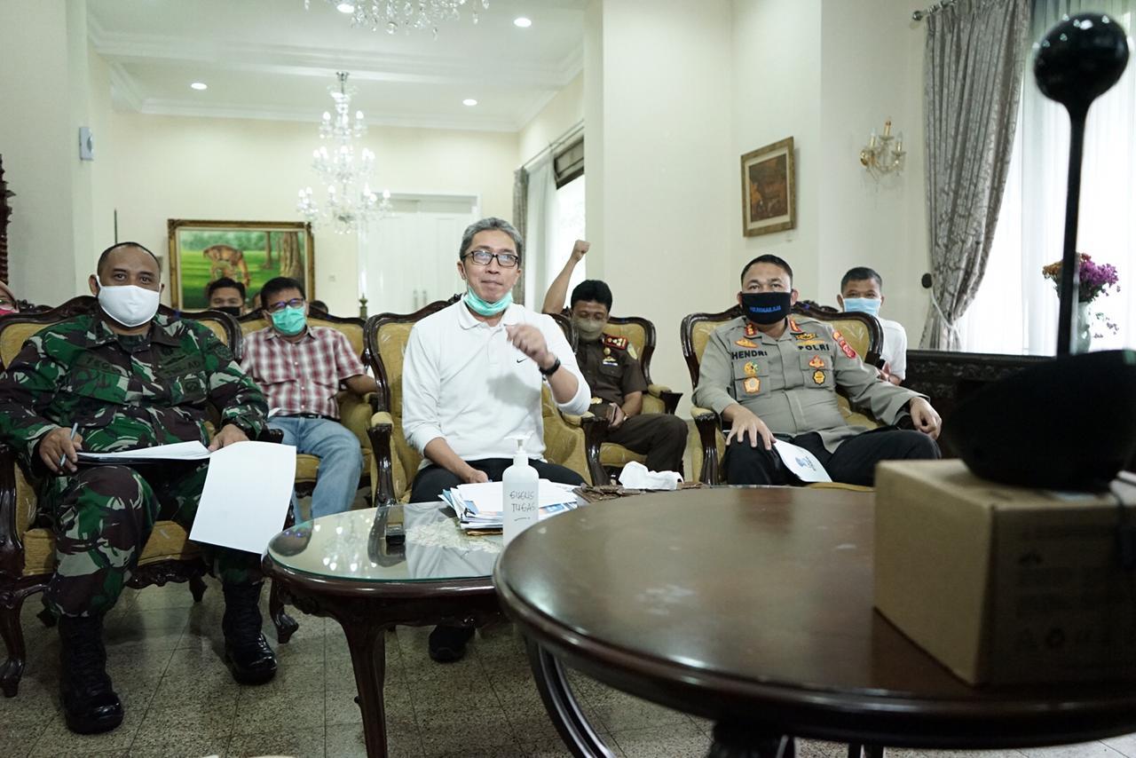 PSBB Kota Bogor Dimulai 15 April 2020 - infokowasi.com