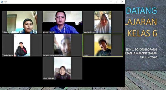 Pembelajaran Dalam Jaringan dan Pembelajaran Jarak Jauh Pendidikan Masa Pandemi Corona