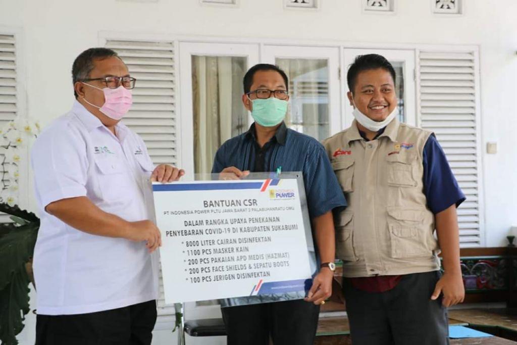 Pemkab Sukabumi Kembali Menerima Bantuan - infokowasi berita sukabumi terbaru