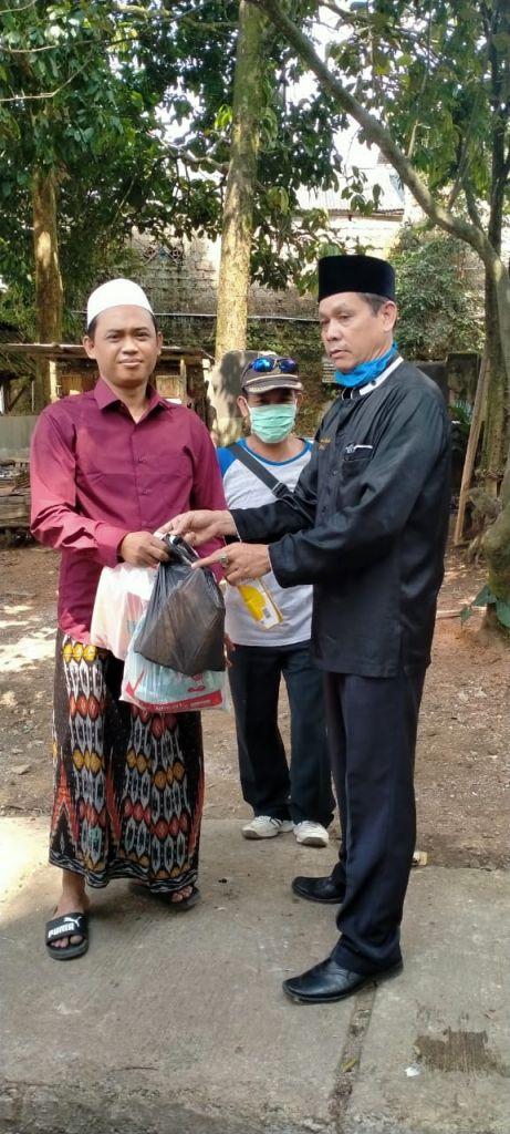 Penyemprotan Disinfektan di Wilayah Jayabakti Demi Mencegah Wabah Virus Corona - infokowasi berita sukabumi