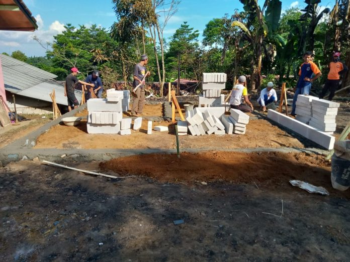 Rumah Warga Terbakar, Kades Cihamerang Harapkan Bantuan Dana