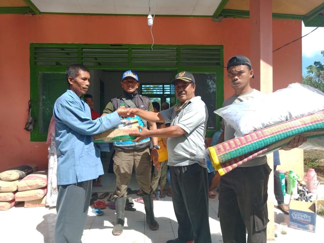 Rumah Warga Terbakar, Kades Cihamerang Harapkan Bantuan Dana - infokowasi