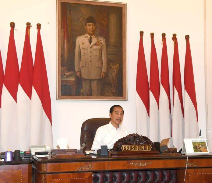 Untuk UMKM, Presiden Siapkan Langkah Mitigasi Lanjutan Dampak dari Covid-19