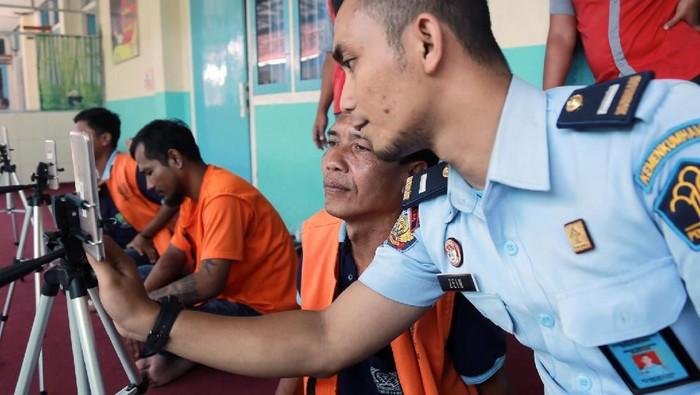 Cegah Corona Di Lapas, Yasonna Lepas 5.556 WBP Dan Terapkan Aturan Ketat