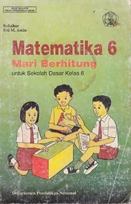 Buku-Buku Legendaris Masa Sekolah Dasar