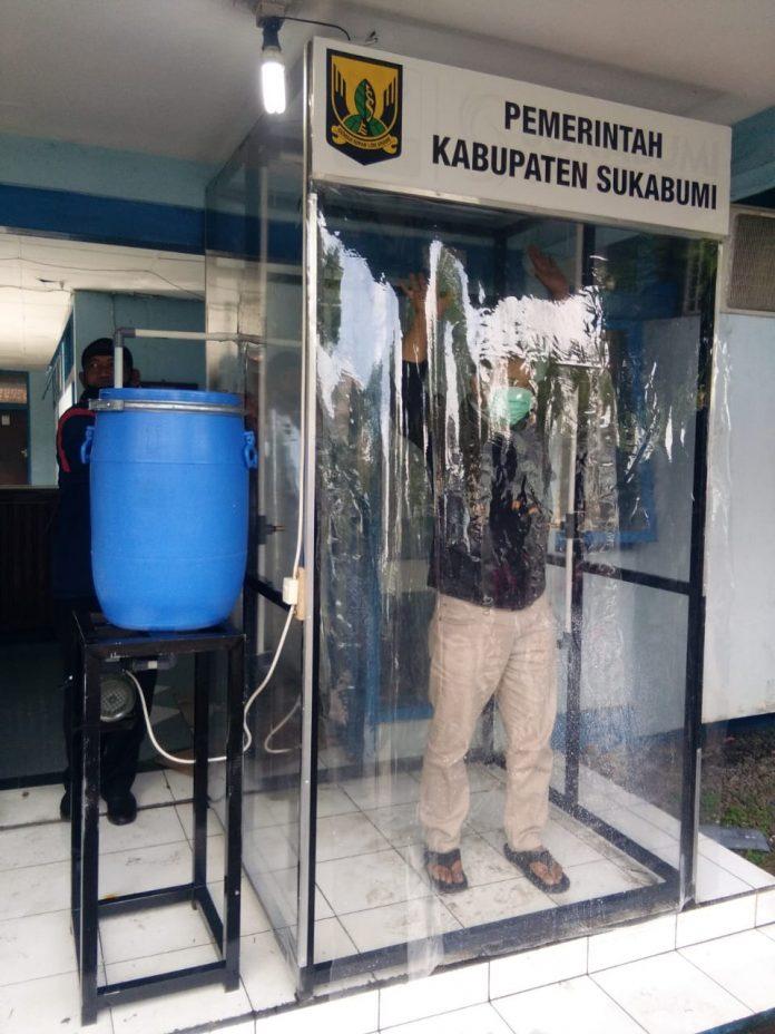 TPT Luluh Lantak Diterjang Longsor di Wilayah Desa Cicantayan
