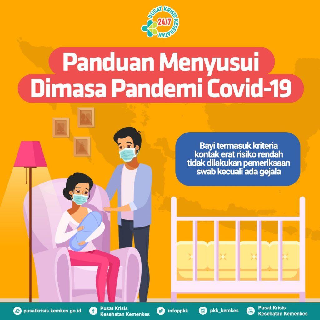 Pedoman Ibu Hamil dan Ibu Menyusui dimasa Pandemi COVID-19