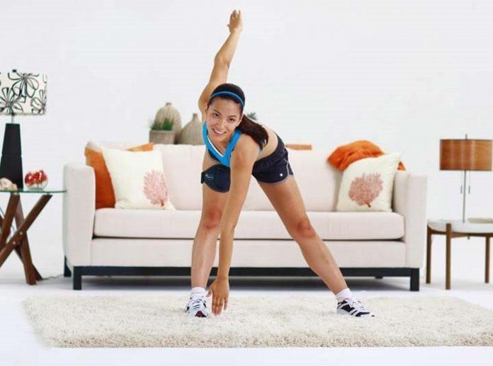 Rahasia 5 Jurus Olahraga Di Rumah Cegah Tertular Virus Corona