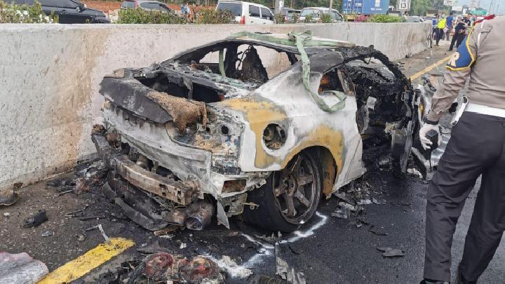 Wakil Jaksa Agung Meninggal Dalam Kecelakaan