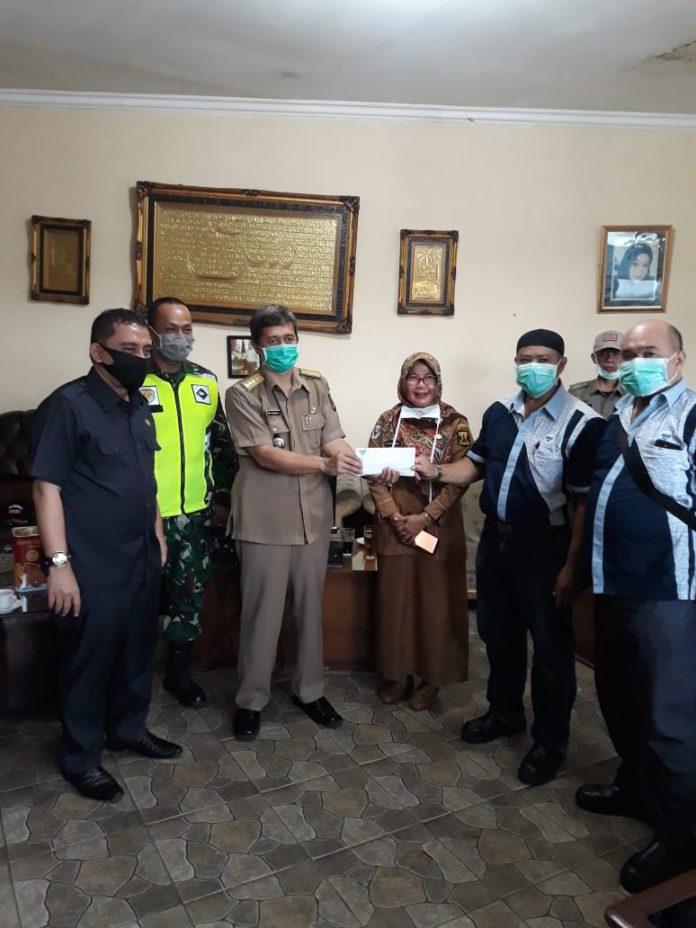 Ketua Komisi II DPRD Kab. Sukabumi Partai Golkar H. Deni Gunawan Sidak ke Perusahaan Cidahu