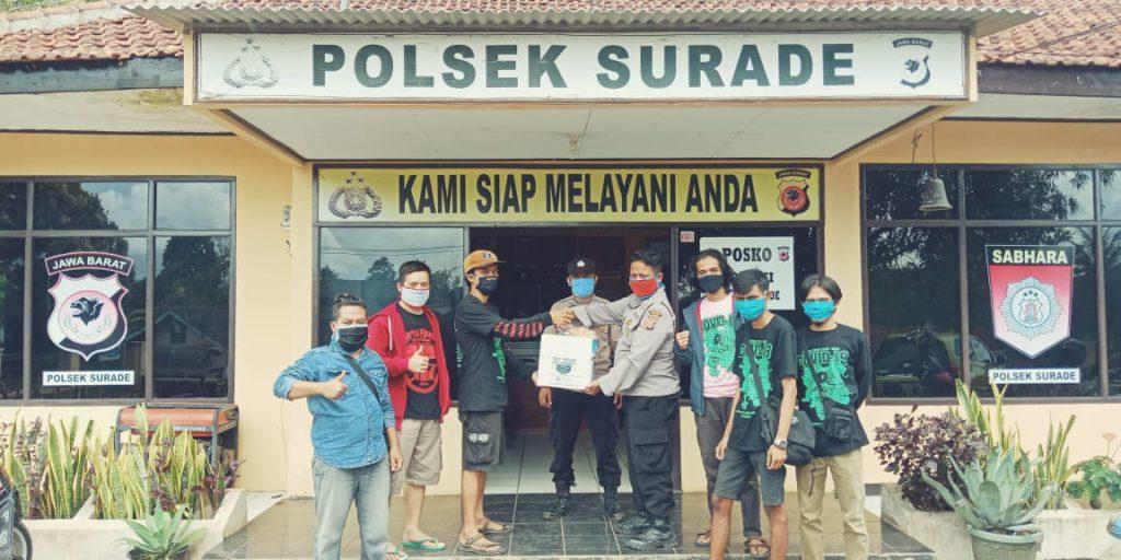 1.000 Masker For Humanity, Association Konveksi Pajampangan Lawan COVID-19