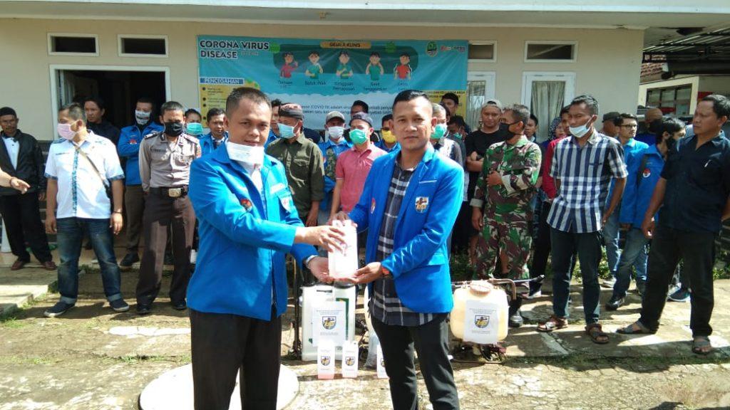 DPD KNPI Kabupaten Sukabumi, Siaga bersama para-PK Se-Dapil-3 Melawan Wabah COVID-19