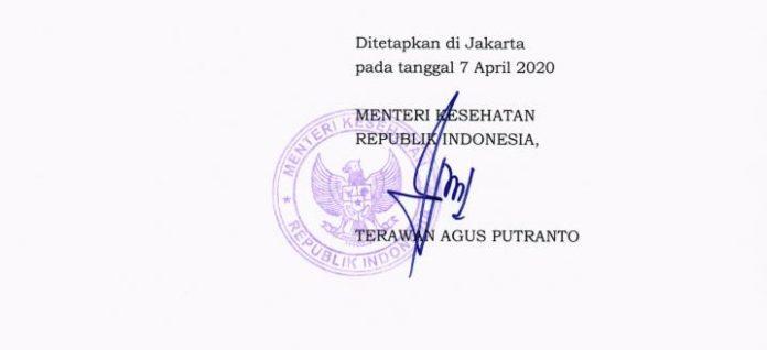 PSBB untuk DKI Jakarta Mulai Berlaku