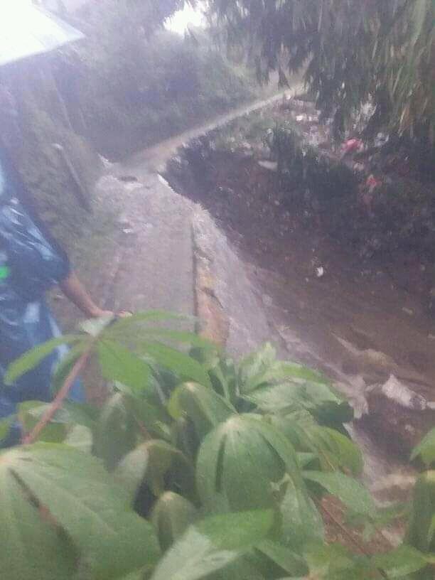Hujan Deras dan Tumpukan Sampah, Penyebab Longsor di Asgora