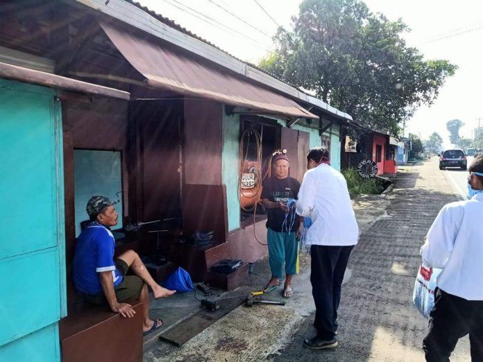 UPTD BLK : Gerak Bersama Peduli Cegah COVID-19