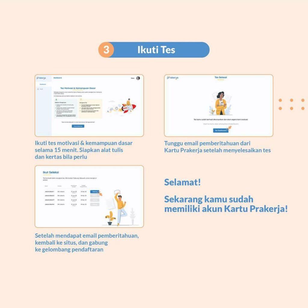 3Langkah Mudah Mendaftar Kartu Pra Kerja