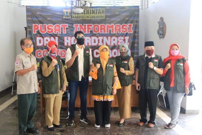 Rringankan Beban Masyarakat, TP PKK Kab. Sukabumi Berkolaburasi Dengan