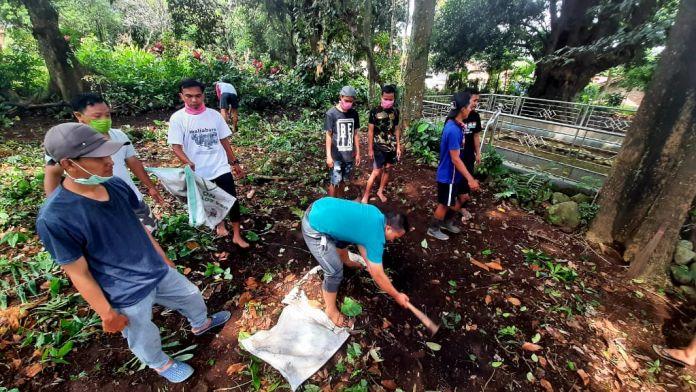 Peran Karang Taruna Desa Bukateja Menyambut Ramadhan di Tengah Wabah Corona