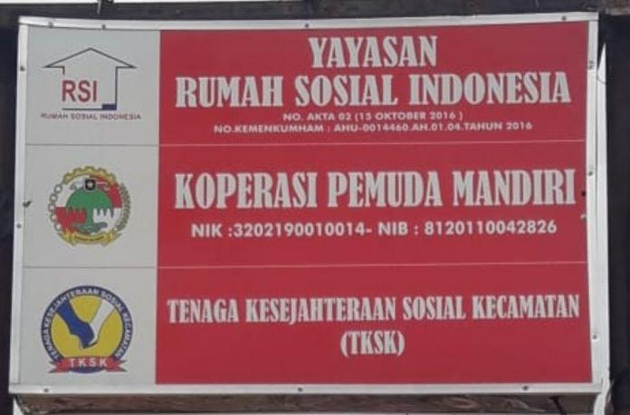 Rumah Sosial Indonesia Peduli Disabilitas