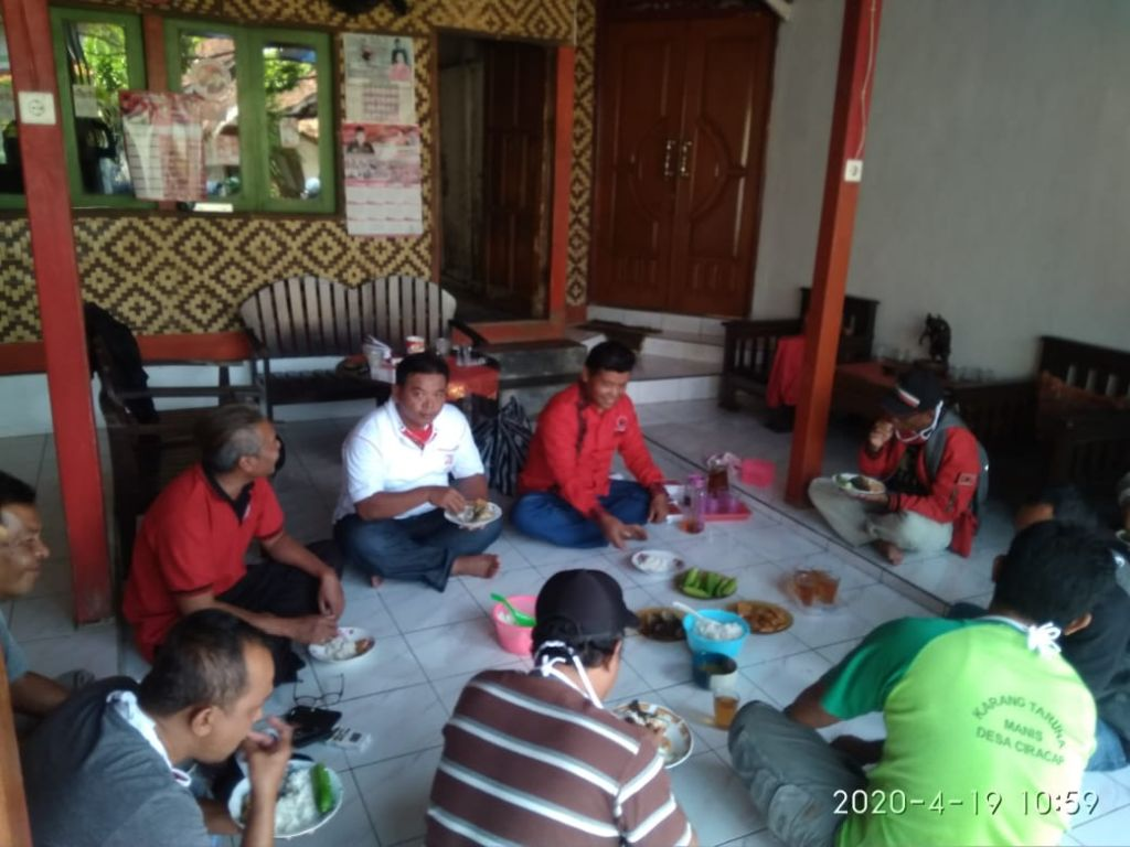 Kembali Beraksi Anggota DPRD dari Dapil 6 Kabupaten Sukabumi