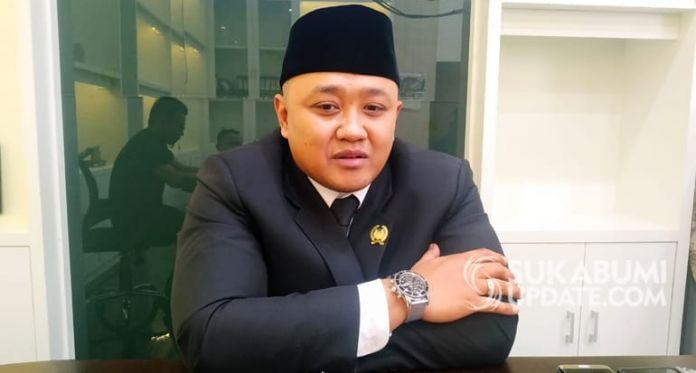 Nota LKPJ Bupati Sukabumi Diterima DPRD Kab. Sukabumi