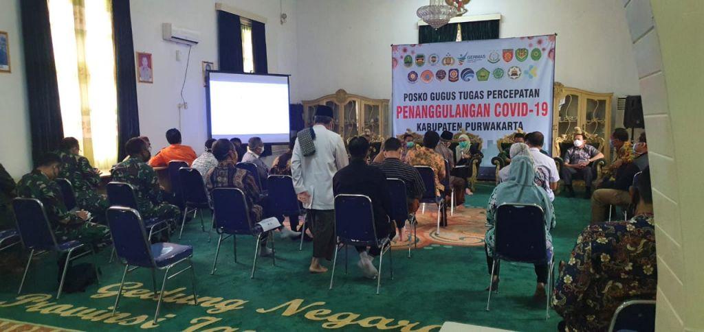 Pemkab Purwakarta Akan Berlakuan PSBB Parsial di Enam Kecamatan