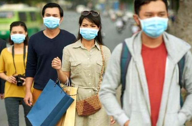 Cara Menggunakan Masker Yang Benar Di Tengah Pandemi COVID 19