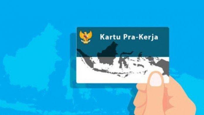 kartu pra kerja