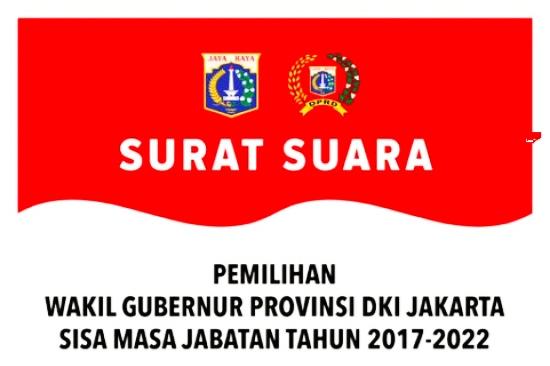 Selamat kepada Ahmad Reza Patria yang Terpilih sebagai Wagub DKI Jakarta hingga 2022
